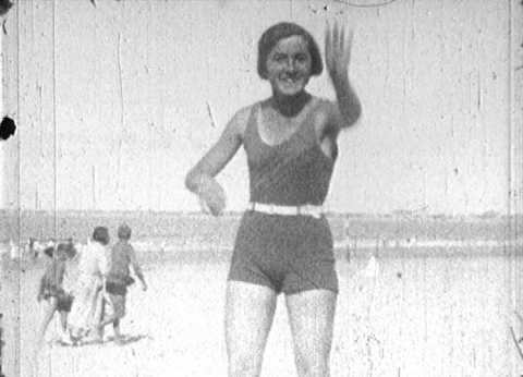 Pornichet 1930-35 | Odette Guilloux
