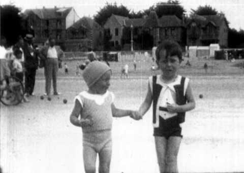 Pornichet 1930-31-32 | Odette Guilloux