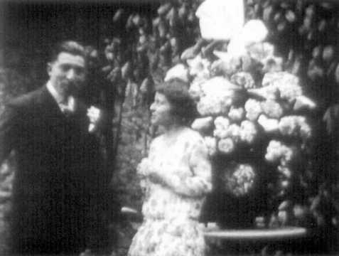Mariage en Mayenne 1929 | Odette Guilloux