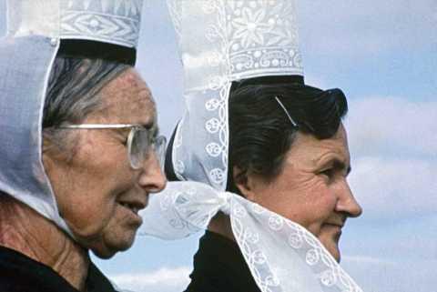 Pays Bigouden 1962-63 | Albert Deval