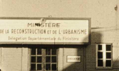 Brest, début de la reconstruction | François-Xavier Mahé