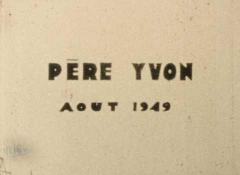 Père Yvon | François-Xavier Mahé