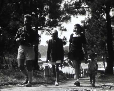 Golfe du Morbihan 1948 | Jean Baret